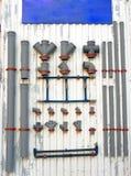 Tubos de agua Imagen de archivo