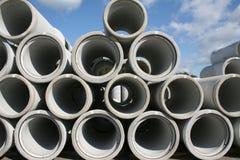 Tubos de agua Fotos de archivo libres de regalías