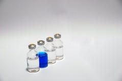 Tubos de ensaio médicos 2 Fotografia de Stock Royalty Free