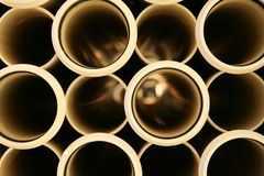 Tubos de la irrigación fotografía de archivo libre de regalías