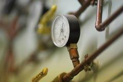 Tubos de la ventilación de la condición del aire fotografía de archivo libre de regalías