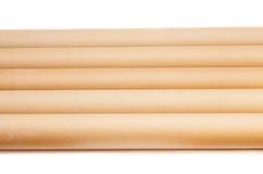Tubos de papel Imagens de Stock Royalty Free