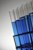 Tubos de prueba Fotografía de archivo
