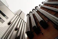 Tubos de ventilación Imágenes de archivo libres de regalías