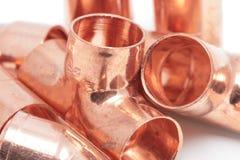 Tubos del fabricante de vinos Imagen de archivo