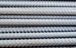 Tubos del metal. Imagen de archivo libre de regalías