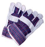 Tubos del weldingdel forde los guantes del resistantdel calor Imagenes de archivo
