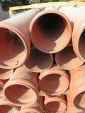 Tubos industriales Imagen de archivo