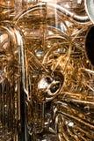 Tubos torcidos Imagen de archivo libre de regalías