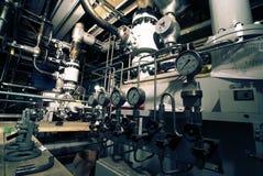 Tubos, tubos, calibradores Imagenes de archivo