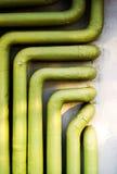Tubos utilitarios Imágenes de archivo libres de regalías