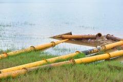 Tubulação de água Imagem de Stock Royalty Free