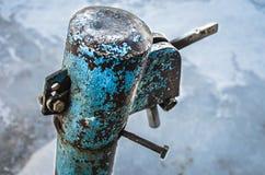 Tubulação de água velha Fotos de Stock Royalty Free