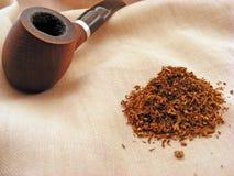 Tubulação de fumo Foto de Stock Royalty Free
