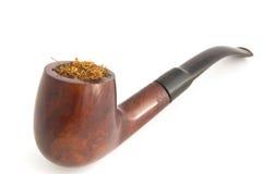 Tubulação de tabaco imagens de stock
