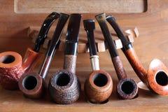 Tubulação de tabaco foto de stock royalty free