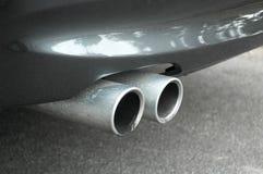 Tubulação do carro Imagens de Stock Royalty Free