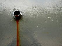 Tubulação drenada Imagens de Stock