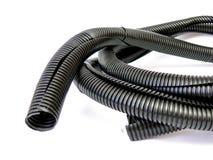 Tubulação flexível fotografia de stock