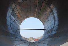 Tubulação industrial Imagens de Stock