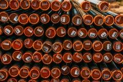 Tubulação industrial Imagens de Stock Royalty Free