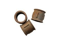 Tubulação oxidada velha Fotografia de Stock Royalty Free