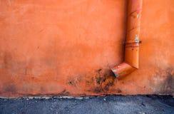 Tubulação urbana Foto de Stock Royalty Free