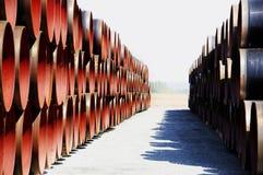 Tubulações Fotografia de Stock