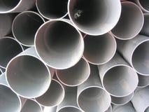 Tubulações da drenagem Fotos de Stock