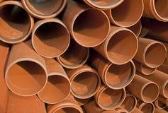 Tubulações de água Imagem de Stock