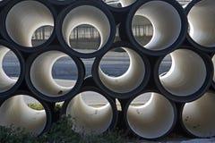 Tubulações de água Fotos de Stock Royalty Free