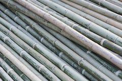 Tubulações de bambu Foto de Stock Royalty Free