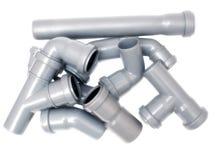Tubulações de esgoto Foto de Stock Royalty Free