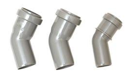 Tubulações de esgoto Foto de Stock
