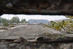 Tubulações do asbesto Imagem de Stock