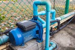 Tubulações de água Fotografia de Stock Royalty Free