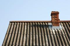 Tubulação do tijolo Fotos de Stock