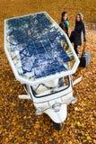 Tuc actionné solaire de tuc Photographie stock libre de droits