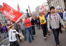 TUC Rally Stock Images