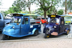 Tuc Tuc in Bangkok Stock Photography