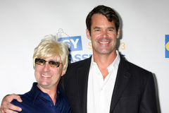 Tuc Watkins, Michael Irpino Stock Photo