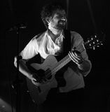 Tucan. Bellurgan Park,County Louth,Ireland,4th May 2014,Tucan,play live at Vantasival music Festival,Bellurgan,County Louth on May 4th 2014 Royalty Free Stock Image