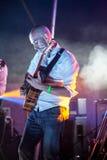 Tucan. Bellurgan Park,County Louth,Ireland,4th May 2014,Tucan,play live at Vantasival music Festival,Bellurgan,County Louth on May 4th 2014 Stock Photography