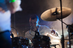 Tucan. Bellurgan Park,County Louth,Ireland,4th May 2014,Tucson,play live at Vantasival music Festival,Bellurgan,County Louth on May 4th 2014 Stock Photos