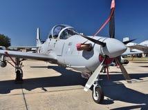 A-29 Tucano Super Szturmowy samolot Obrazy Stock
