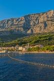 Tucepi Adriatic Sea Stock Images