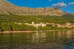 Tucepi Adriatic Sea Royalty Free Stock Image