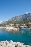 Tucepi,Makarska Riviera,Dalmatia,Croatia Royalty Free Stock Photos