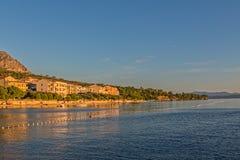 Tucepi travel Dalmatia Stock Photography