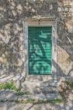 Tucepi village house door Royalty Free Stock Photography